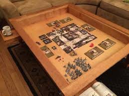 Game Tables Furniture Geek Chic Gone Build Your Own Gaming Table Geekdad