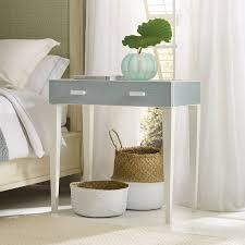 shagreen bedside ocean blue nightstand somerset bay sbt372 ob