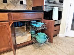 rev a shelf best plastic food storage organization system