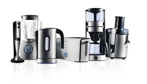 kitchen appliances with names