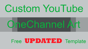 free youtube banner layout template new youtube layout template templates banner size
