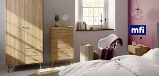 Oak Bedroom Furniture The Mfi Bedroom Furniture Collection Victoriaplum Com