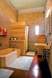 awesome bathroom designs 20 dashingly contemporary bathroom designs with exposed brick