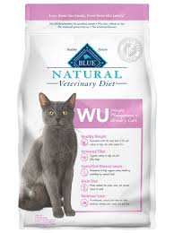weight management cat food blue natural veterinary diet wu dry