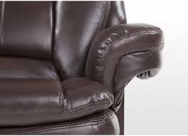 Brown Leather Recliner Chair Sleek Brown Leather Recliner Chair With Footrest Chicago