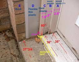 Build Exterior Door Frame How To Replace A Door Jamb Much Replacing Door Frame