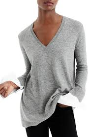 wardrobe classic the v neck sweater of a certain age