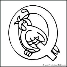 Letter H Coloring Pages For Toddlers Alphabet Q Of Best Coloring Coloring Pages Q
