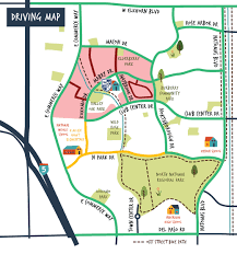 Driving Map Westlake Charter U2013 Driving