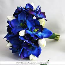 blue and purple orchids blue purple orchids cobalt nagassar designs