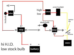 hid wiring diagram hid wiring diagram relay hid image wiring