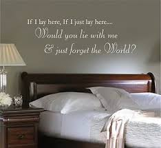 bedroom wall quotes 11 best bedroom wall quotes images on pinterest bedroom wall