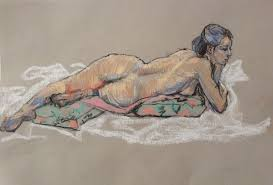 what you need to know for your first life drawing class love