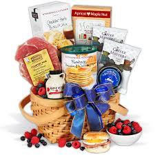 breakfast gift basket easter morning breakfast gift basket senior