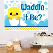 rubber duck baby shower rubber ducky baby shower decorations