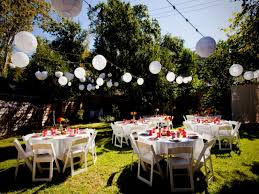 Summer Backyard Wedding Ideas Backyard Wedding Ideas For Summer Backyard Bbq Wedding Reception