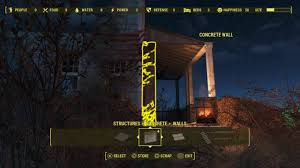 Automatic Flag Pole Fallout 4 Build A Flagpole How To Guide Youtube