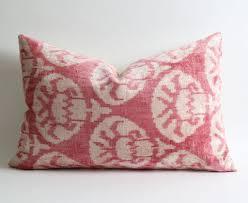 Pink Round Cushion Tory Burch U0027s New York Office The Neo Trad