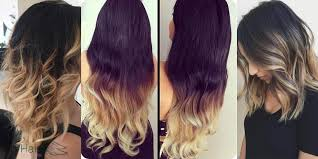 ambre hair styles 10 stunning black ombre hairstyles