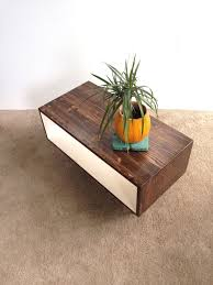 Modern Coffee Table by Free Shipping The Willow Handmade Coffee Table Mid Century