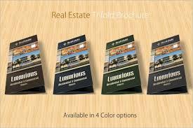 real estate brochure templates free u0026 premium creative template
