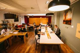 collaborative work space bloomsbury coworking london central working