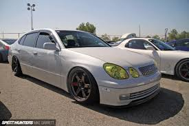 white lexus is300 slammed slammed society at the house of drift speedhunters