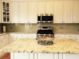 Kitchen Glass Cabinets by Home Design 89 Fascinating Kitchen Glass Tile Backsplashs