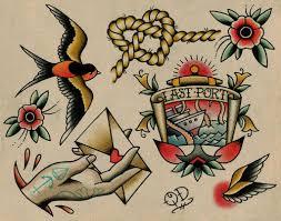 nautical flash flash and sailor tattoos