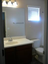 focal point styling rental restyle small bath space decor