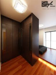 Hdb Master Bedroom Design Singapore Walk In Wardrobe At Queenstown Is Absolutely Awesome