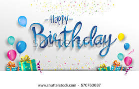 Birthday Cards Happy Birthday Card Stock Images Royalty Free Images Vectors