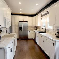 white kitchen cabinets laminate countertops 75 beautiful beige kitchen with laminate countertops