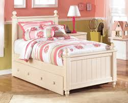 Ashley White Twin Bedroom Set Cottage Retreat Youth Poster Trundle Bedroom Set From Ashley