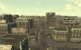 Fallout 3 Maps by Fairfax Ruins Fallout Wiki Fandom Powered By Wikia