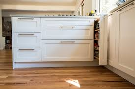 diy shaker ikea craftsman kitchen seattle by unhinged