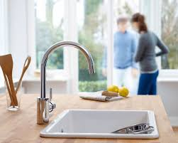 polished nickel kitchen faucets kitchen makeovers polished nickel kitchen faucet grohe pull