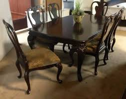 thomasville furniture dining room thomasville furniture brompton hall dining table leg 45321 762 ebay