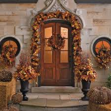 50 Fall Front Door Décor Ideas family holiday guide to