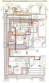 free auto wiring diagram 1966 vw karmann ghia models wiring diagram