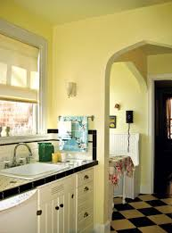 retro kitchen on a budget old house restoration products