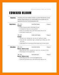 Janitorial Resume Sample by 7 Simple Resume Example Janitor Resume