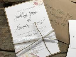 fancy wedding invitations wedding ideas wedding invitation setrustic
