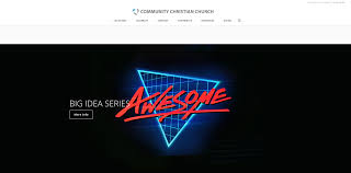 best christian church websites ministry designs