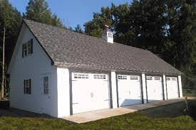detached attic garages for sale 2 3 and 4 cars