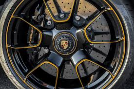 porsche turbo wheels first laps 2018 porsche 911 turbo s exclusive series automobile