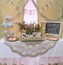 bridgey widgey garden baby shower