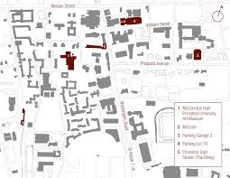Princeton Housing Floor Plans by Directions The Tang Center Directions