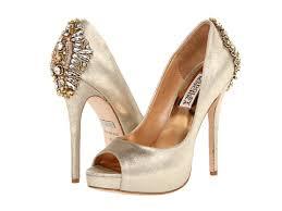 wedding shoes embellished heel embellished wedding shoes badgley mischka shaadi bazaar