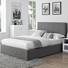 Grey Ottoman Bed Grey Ottoman U0026 Storage Beds Wayfair Co Uk